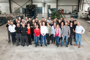 The Zobel team: The nuts and bolts of quality