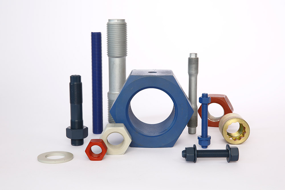 THE ZOBEL SUPPLY CHAIN - COATING The nuts and bolts of quality, efficiency and speedy production